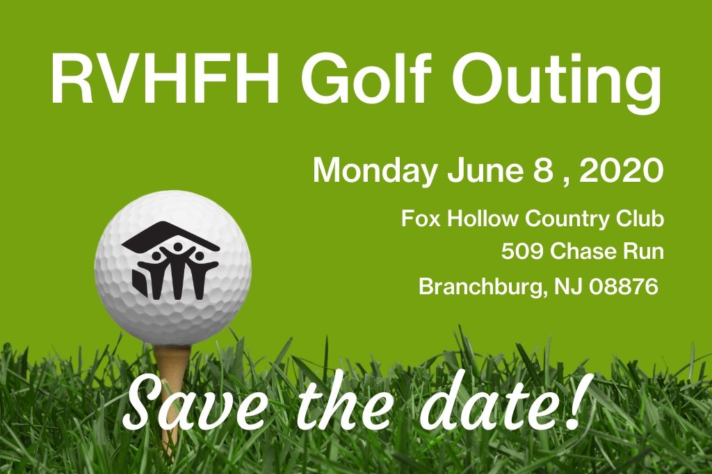 golf outing save the date