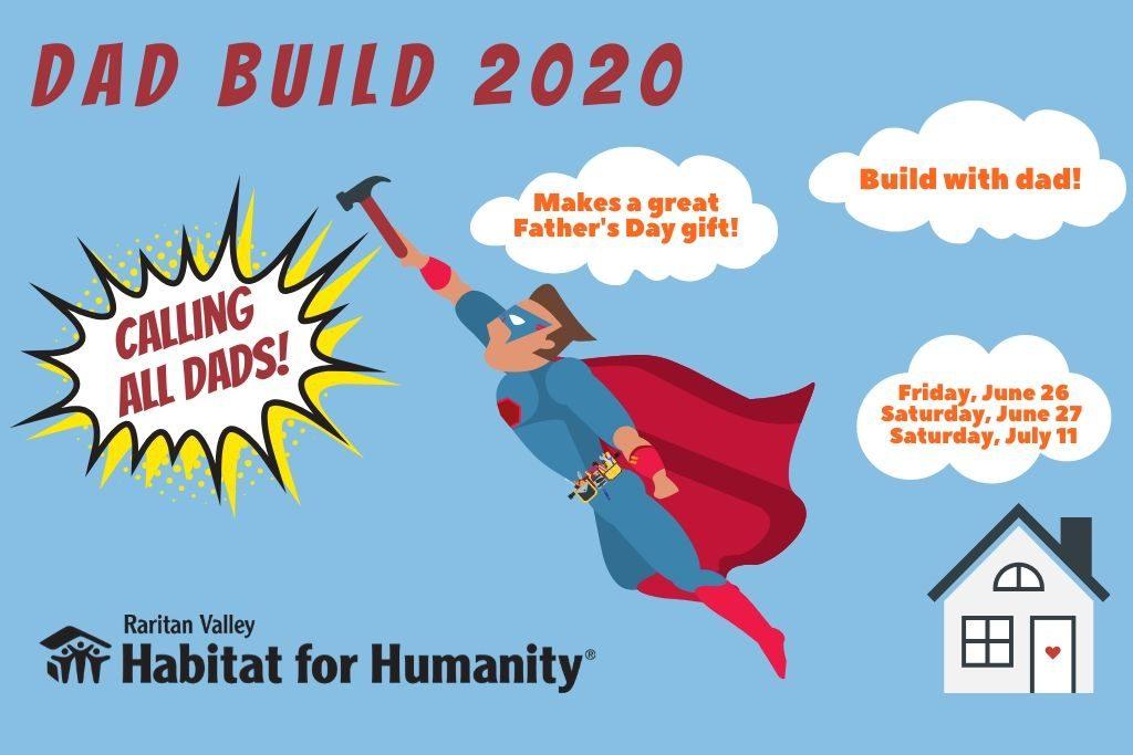 Dad Build 2020 header