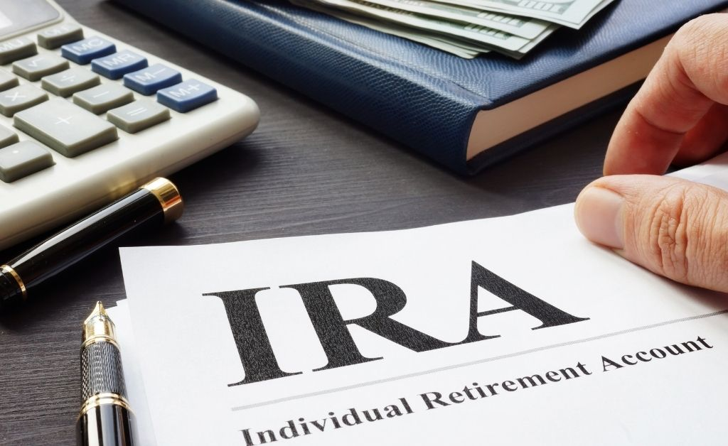 give from your IRA image
