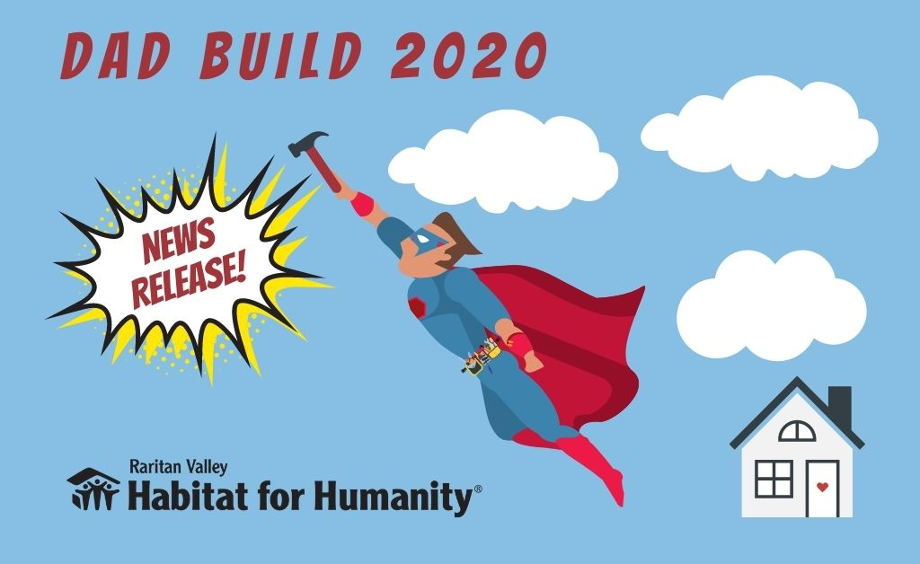Dad Build 2020 News Release image