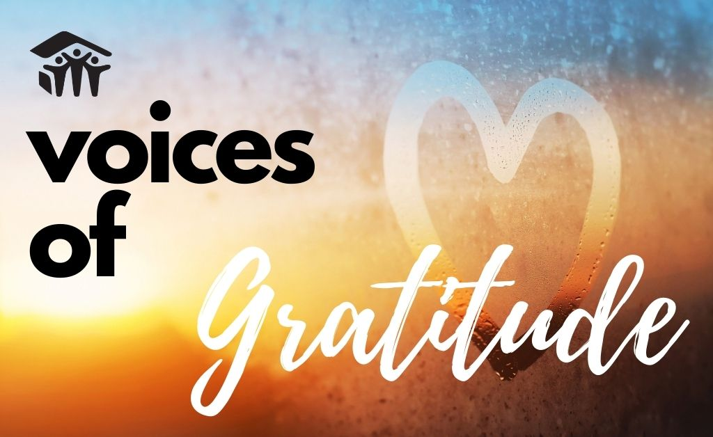 voices of gratitude header