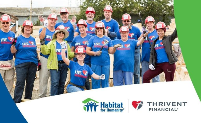 RV Habitat-Thrivent Partnership image