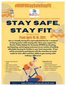 StaySafeStayFit flyer